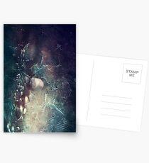 Abstract Sea Postcards