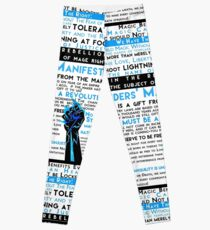 Anders' Manifesto Leggings