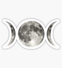Magical Moon Sticker