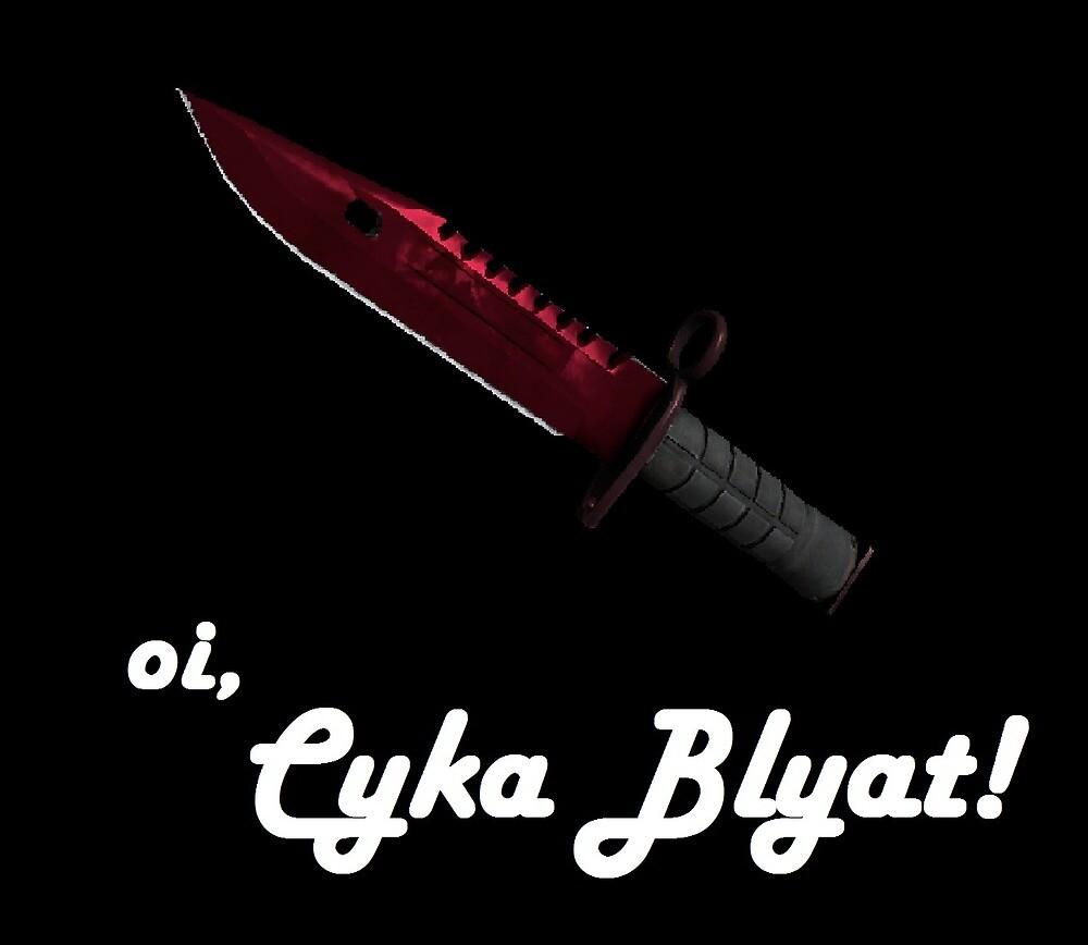 Bayo Doppler | Cyka! by mrgrillz