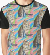 Lupin, King of Cats! Graphic T-Shirt