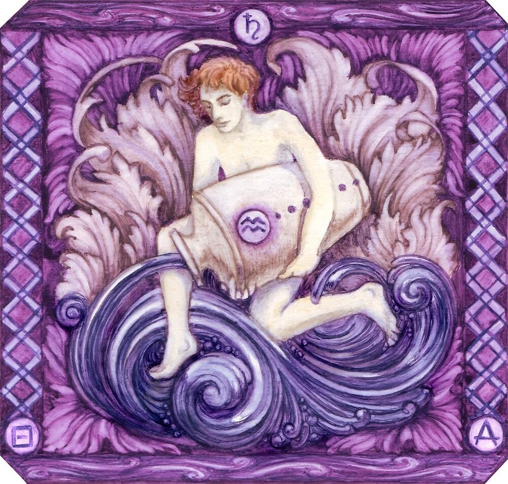 Aquarius by CandelaRiveros