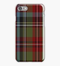 01376 States of Carolina District Tartan  iPhone Case/Skin