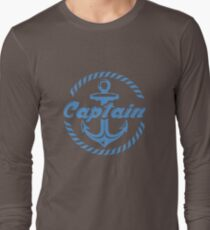 Captain Long Sleeve T-Shirt