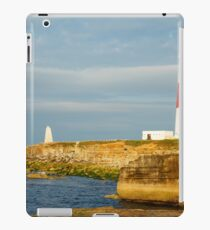 Morning at Portland Bill Lighthouse iPad Case/Skin