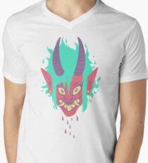 Oni Men's V-Neck T-Shirt