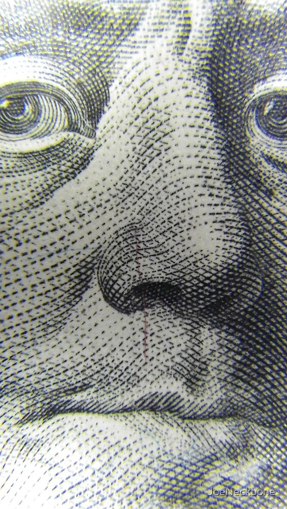 The Eyez Of Money by JoeNeckbone