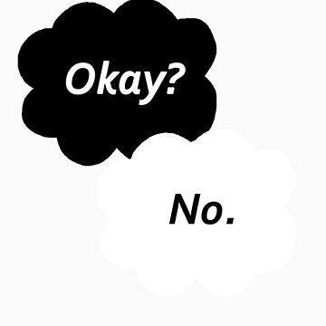 The Fault in Our Stars - Okay? No. by leanneegan