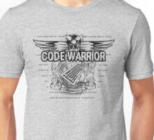 Code Warrior Unisex T-Shirt