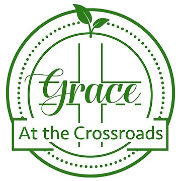 GRACE AT THE CROSSROADS GREEN LOGO by GraceCrossroads