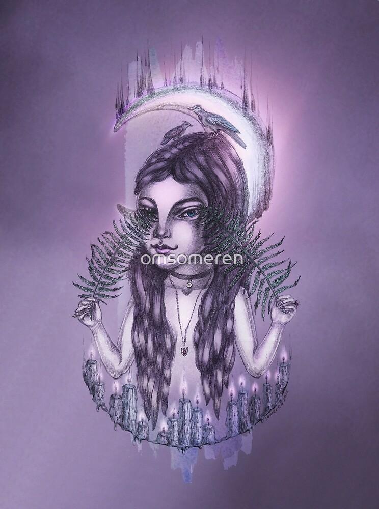 Midnight divination by omsomeren