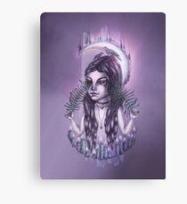 Midnight divination Canvas Print