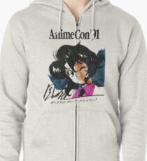 AnimeCon '91 Veste zippée à capuche