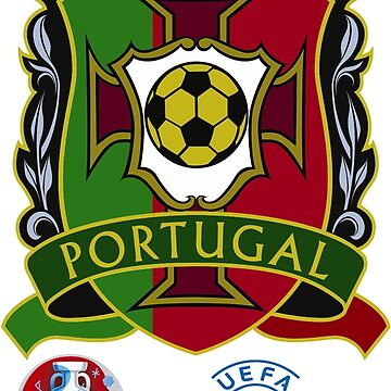 Herian01 UERO 2016 Portugal Logo by heriasee