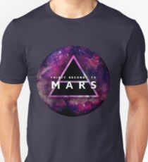 30 Seconds to Mars: Galaxy Design Unisex T-Shirt