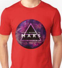 30 Seconds to Mars: Galaxy Design T-Shirt