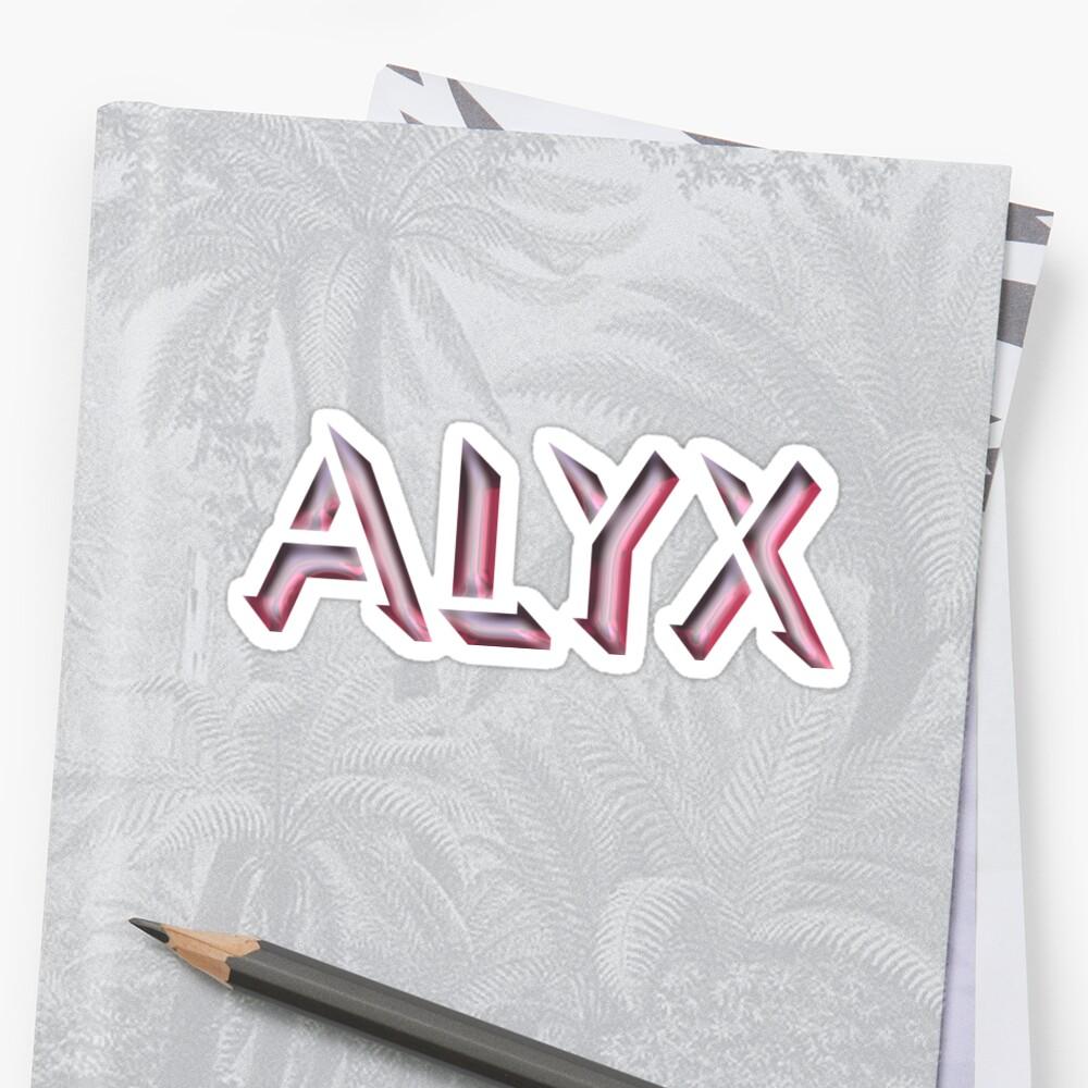 Alyx by Melmel9