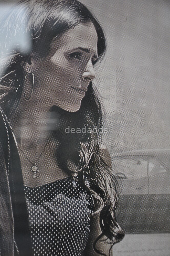 The Beauty from Fast and Furious by deadadds
