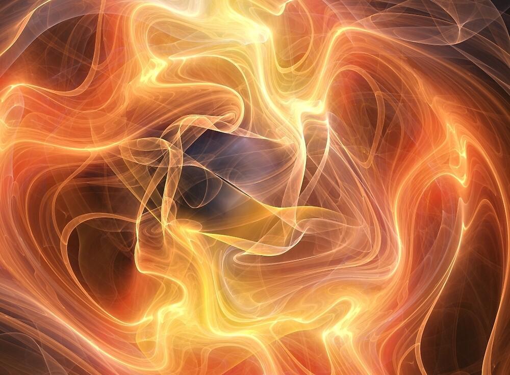 Light my fire von Daniela  Illing