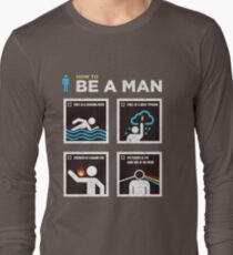 be a man T-Shirt