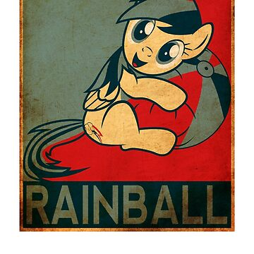 Rainball by tanpssytan