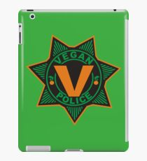 Vegan Police iPad Case/Skin