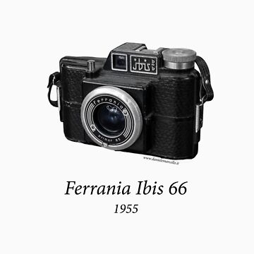 Ferrania Ibis 66 by danielemarcello