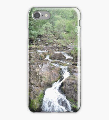 Swallow Falls: Wales iPhone Case/Skin