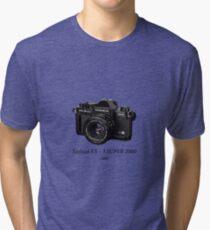 Yashica FX - 3 SUPER 2000 Tri-blend T-Shirt