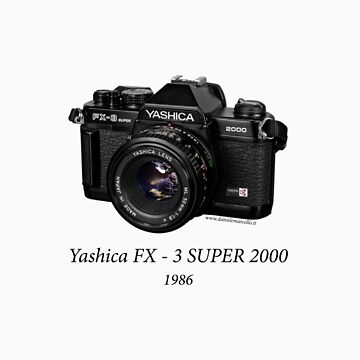 Yashica FX - 3 SUPER 2000 by danielemarcello
