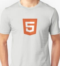 HTML 5 - Silicon Valley T-Shirt