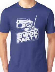 Ewok Party Unisex T-Shirt