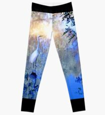 The water bird Leggings
