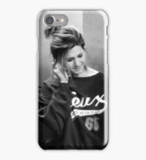 Jennifer Aniston B&W iPhone Case/Skin