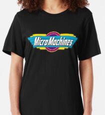 Micro Machines T-shirt ajusté
