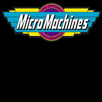 Micro Machines by Carpaccio