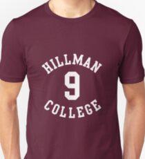 Kadeem Hardison Dwayne Wayne 9 Hillman College A Different World T-Shirt