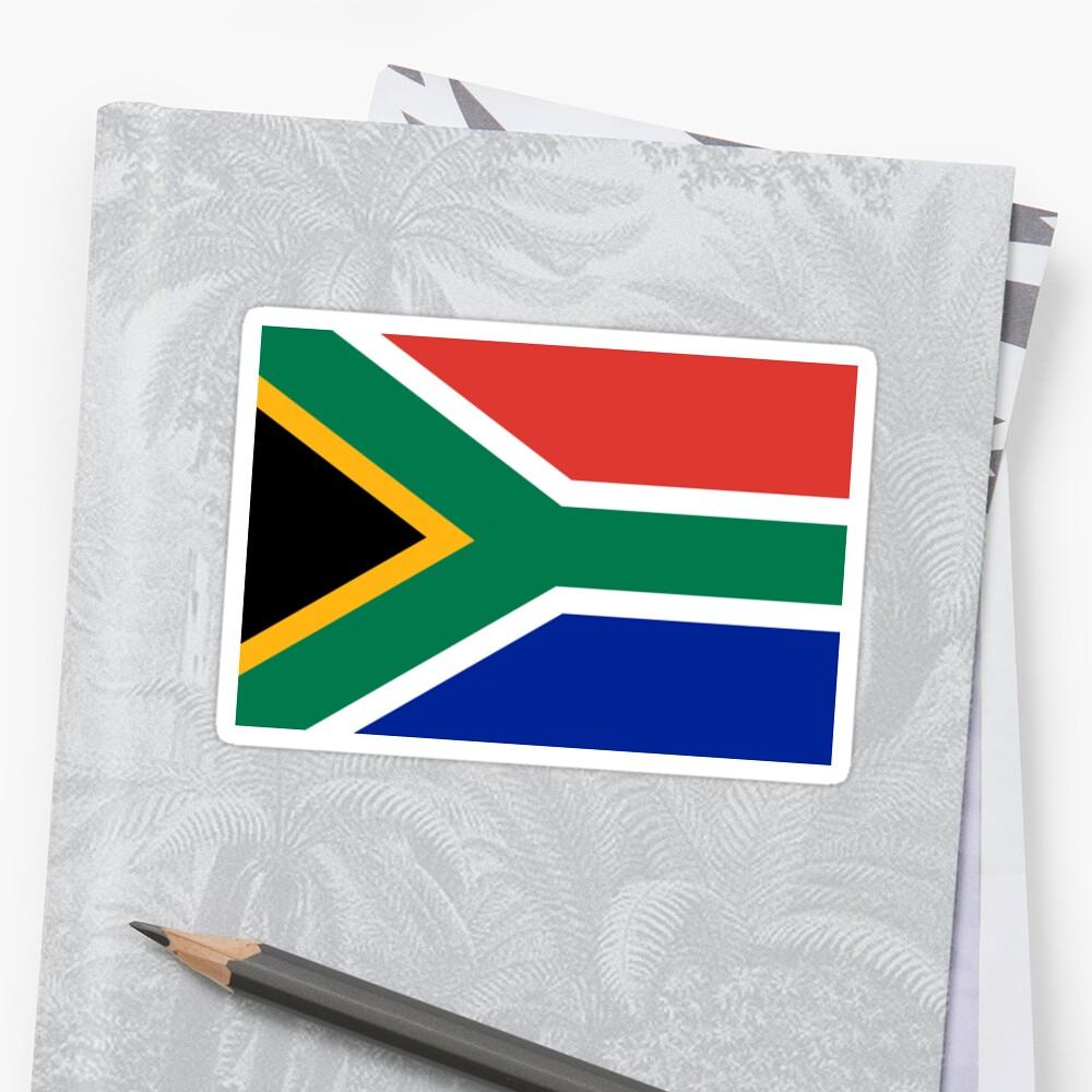 South African Springboks Flag by deanworld