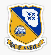 Blue Angels - United States Navy Sticker
