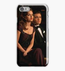 Chuck and Blair.  iPhone Case/Skin
