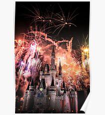 Magical Kingdom Explodes  Poster