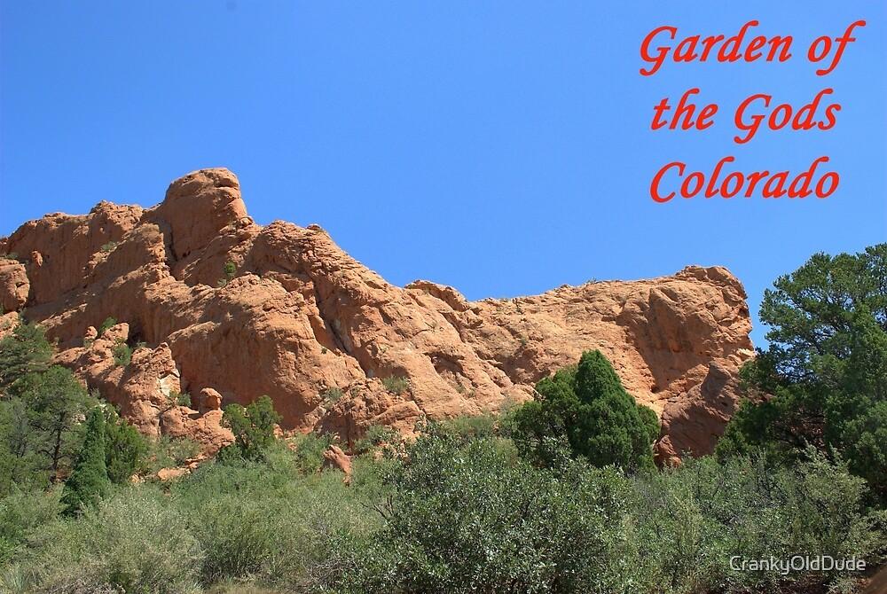 Garden of the Gods #3 by CrankyOldDude
