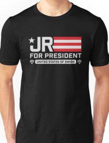 Jr Smith For President Unisex T-Shirt