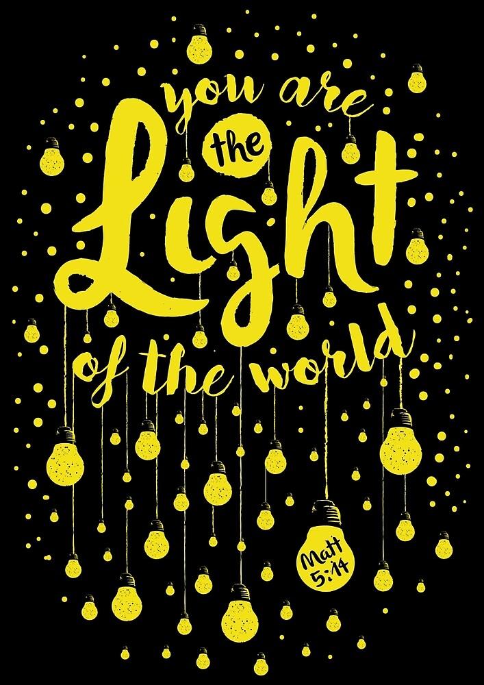 Light of the World by elijohn23