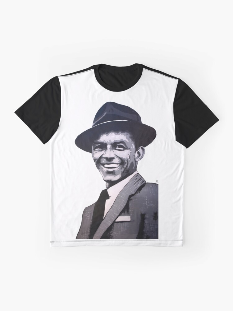 Alternate view of Frank Sinatra Graphic T-Shirt