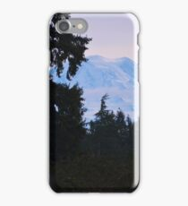 Mt. Rainier iPhone Case/Skin