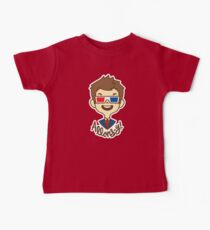 chibi!Allons-y Baby Tee