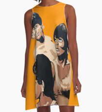 Diana Ross & the Supremes A-Line Dress