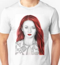 Pencil Sophie Turner T-Shirt