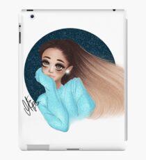 Girl cartoon iPad Case/Skin